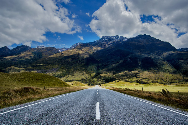 Glenorchy-Routeburn Road, Glenorchy.