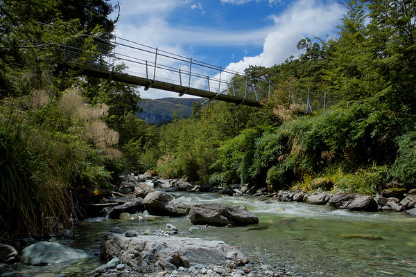 Routeburn Track, Fiordland National Park.