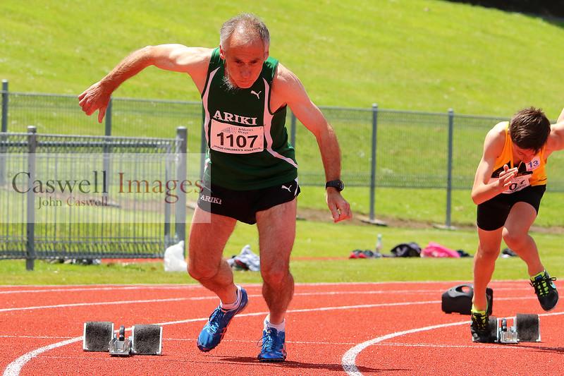 Athletics Otago Track and Field Meeting