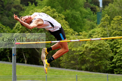 Athletics Otago Track and Field meeting