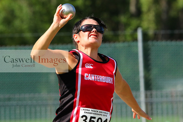 NZ Masters Track and Field Championships