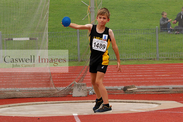 Otago Children's Track and Field Athletics Championships
