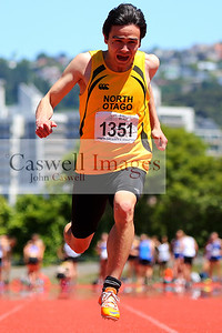 Athletics Otago Interclub Meeting (25.11.17)