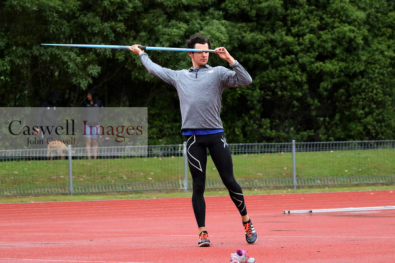 Athletics Otago Javelin Competition (21.12.17)