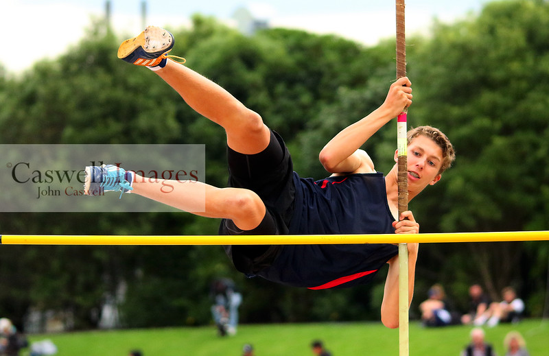 The South Island Secondary Schools Athletics Championships (31.03.17)