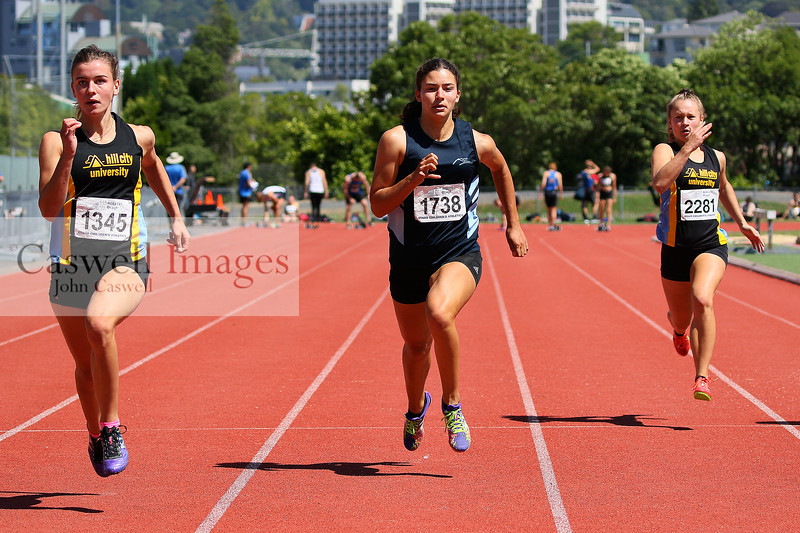 Athletics Otago Interclub Meeting (10.02.18)