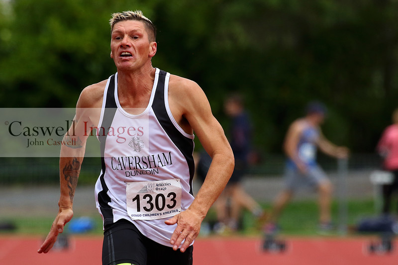 Athletics Otago Interclub Meeting (17.02.18)
