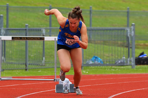 Athletics Otago Interclub Meeting (24.11.18)