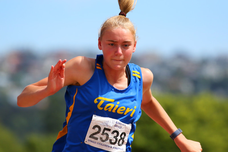 Athletics Otago Interclub Meeting (09.02.19)