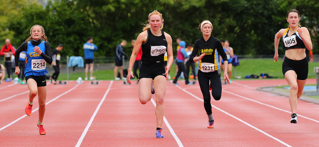 Athletics Otago Interclub Meeting (02.02.19)