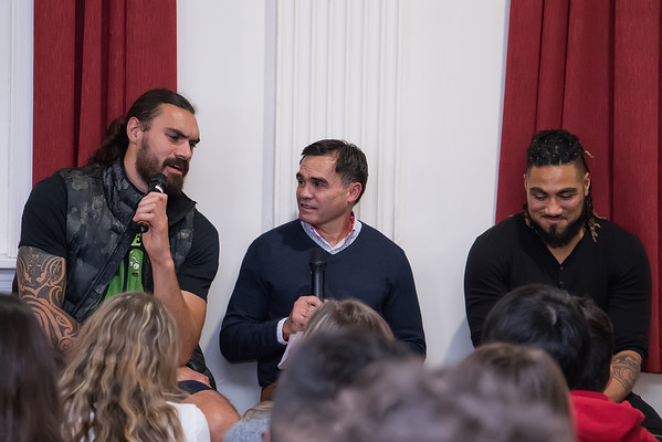 Steven Adams Luncheon + Q & A (21.08.18)