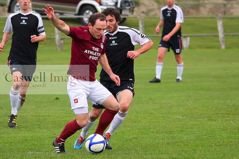 Chatham Cup - Dunedin Technical v Pleasant Point
