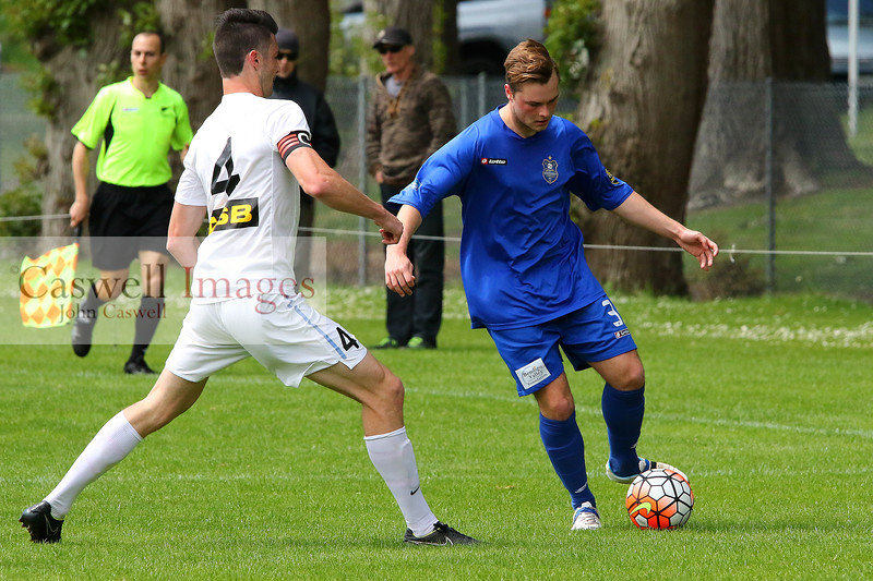 ASB Youth League - Southern United vs Nelson Marlborough Falcons