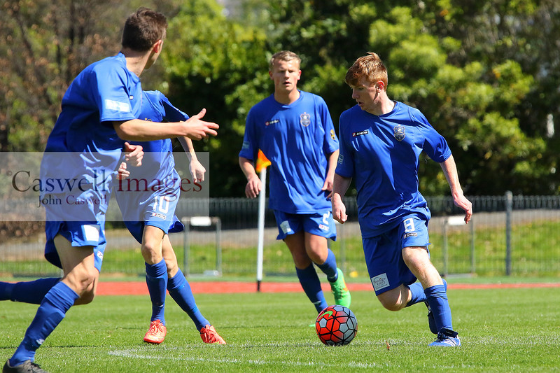 ASB Youth League - Southern United  vs Wellington Phoenix