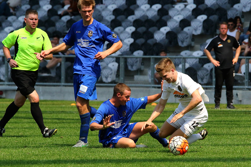 ASB Premiership, Southern United v Team Wellington