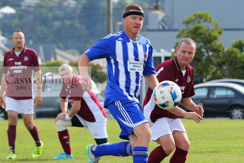 Dunedin Technical Colts V Mosgiel Gerries (Masters League)