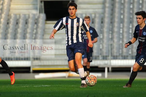 Premier football final, Otago Boys High School 1st XI v Kavanagh College 1st XV (26.08.17)