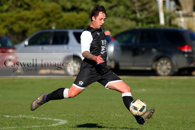Club Football: Southern Championship: Otago University v Caversham (18.08.18).