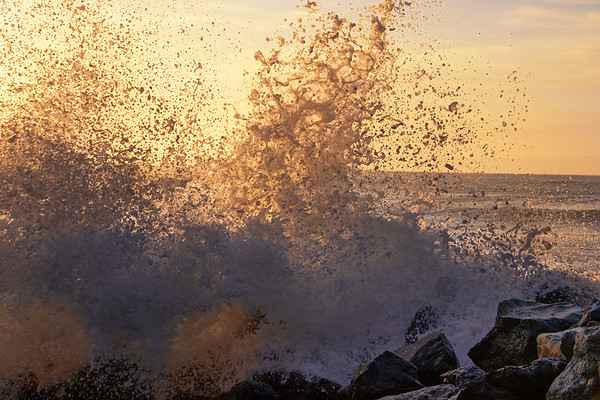 Morning Sea Spray