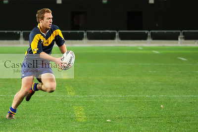 Otago Rugby League Grand Final - South Pacific Radiers v Otago University