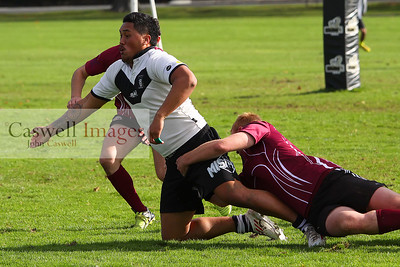 Dunedin Rugby League - South Pacific Radiers Vs East Coast Eagles