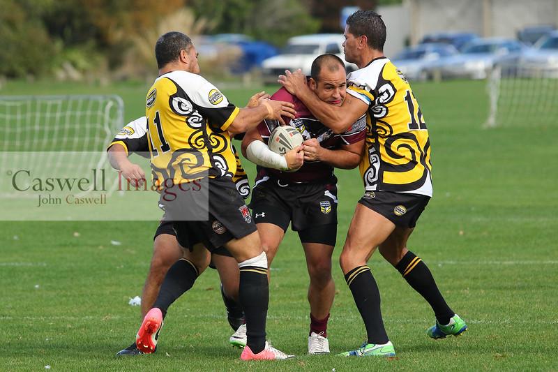 East Coast Eagles v Kia Toa Tigers