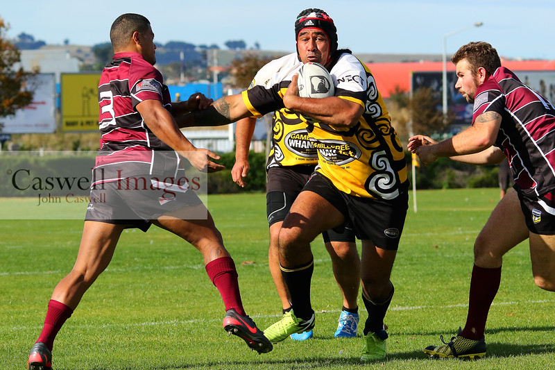 Kia Toa Tigers v East Coast Eagles (16.04.16)