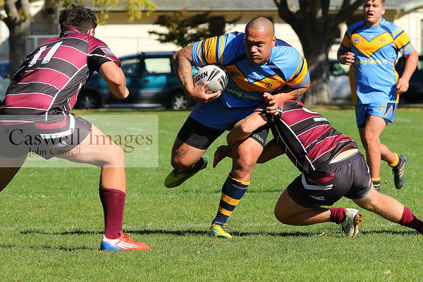 Otago University v East Cost Eagles
