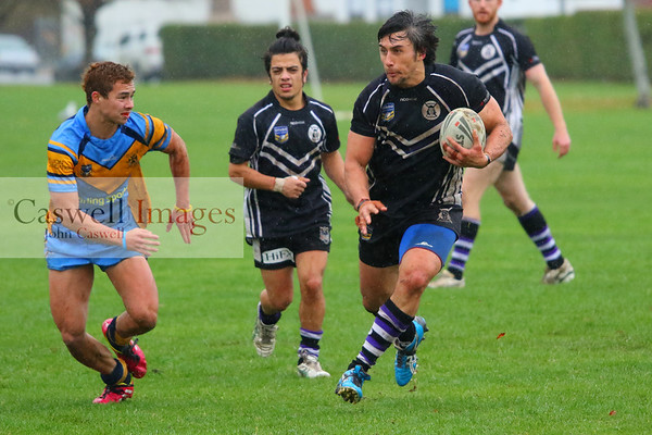 Otago University v The South Pacific Raiders (28.05.16)