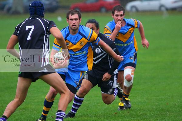 Otago University v The South Pacific Raiders (28.05.16)