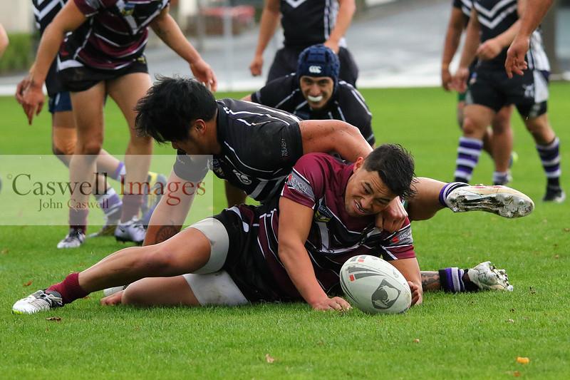 South Pacific Raiders v East Coast Eagles (14.05.16)