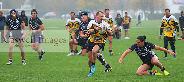 Kia Toa Tigers v South Pacific Raiders (21.05.16)