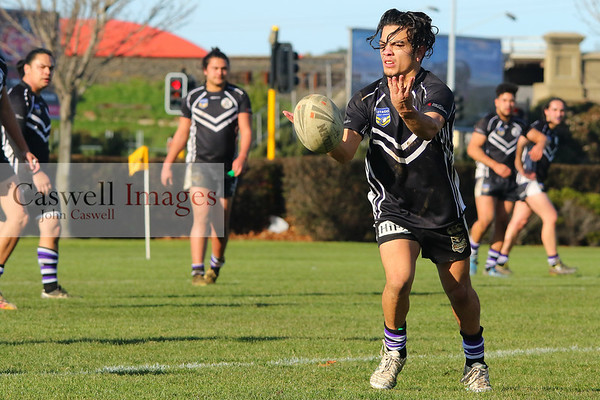 South Pacific Raiders v Otago University (09.07.16)
