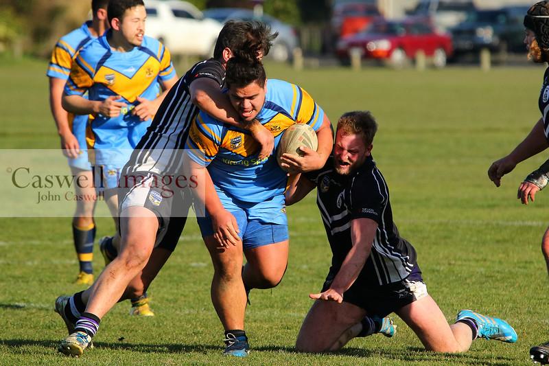 South Pacific Raiders v Otago University (09.07.16)