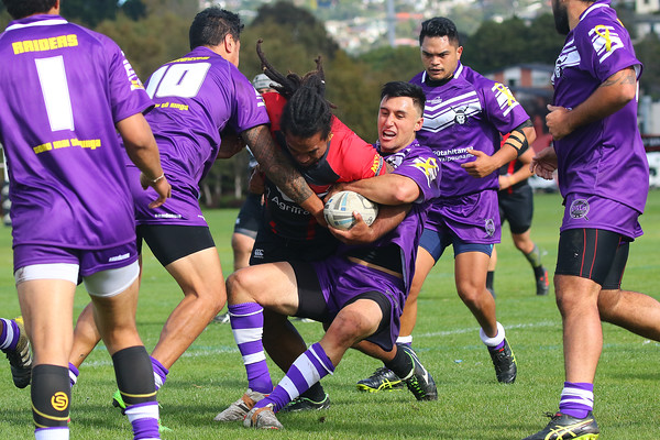 Dunedin Bears v South Pacific Raiders (14.04.18)