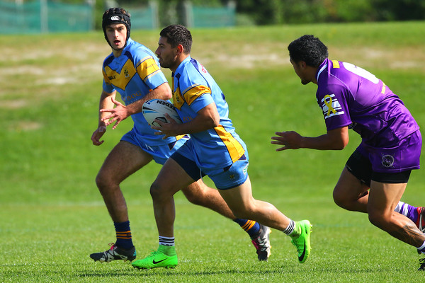 Club Rugby League: South Pacific v Otago University (07.04.18)