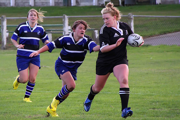 Dunedin Club Rugby - Pirates Women v Kaikorai Women - 1st May 2010
