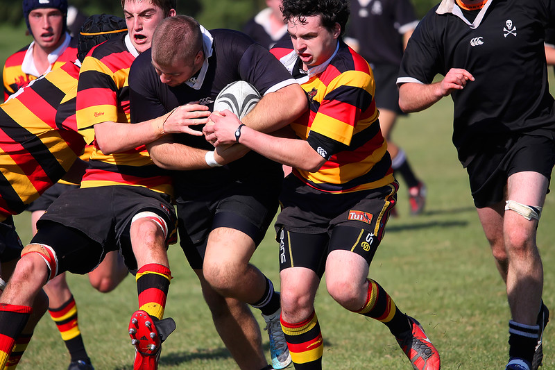 Dunedin Club Rugby - Pirates Colts v Zingari Richmond Colts - 9th April 2011.