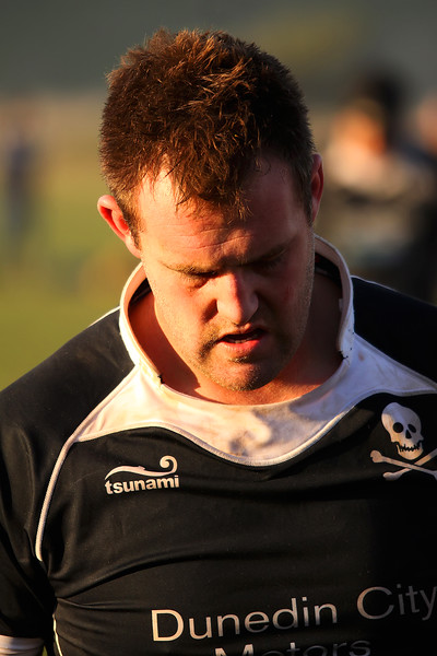 Dunedin Club Rugby - Pirates v Taieri - 2nd July 2011