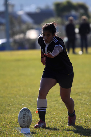 Dunedin Club Rugby - Pirates Women v University Women, Final - 23rd July 2011