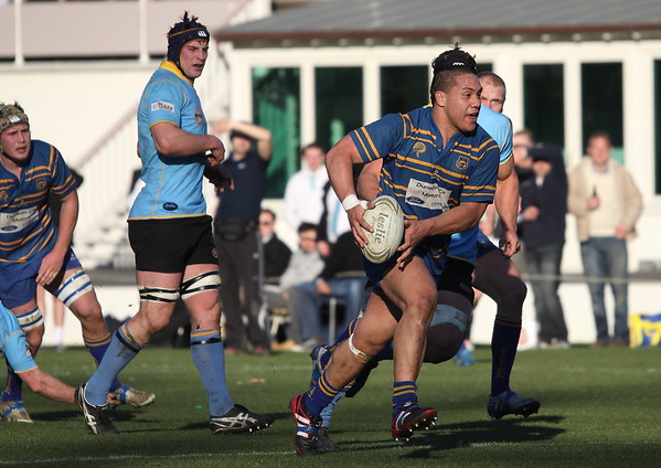 Dunedin Club Rugby Semi Final - Taieri v University A - 28th July 2012