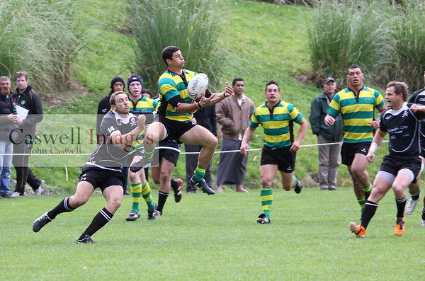 Dunedin Club Rugby - Green Island v Pirates - 28.04.12