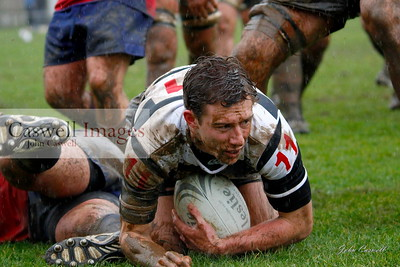 Dunedin Club Rugby - Harbour v Southern – 14.07.12