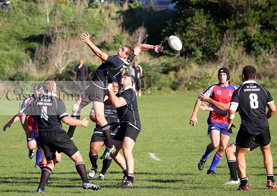 Dunedin Club Rugby - Pirates v Harbour – 21.04.12