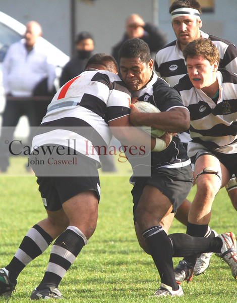 Dunedin Club Rugby - Pirates v Southern