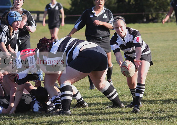 Dunedin Club Rugby - Pirates Women v Southern Women - 16th June 2012