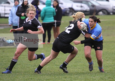Dunedin Club Rugby - Pirates Women v University Women - 26th May 2012