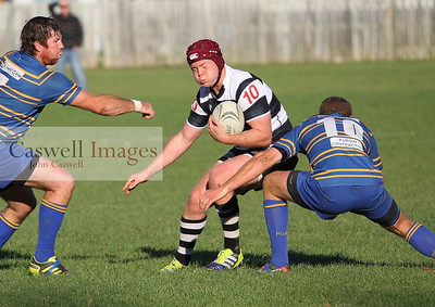 Dunedin Club Rugby Final – Taieri v Southern – 05.05.12