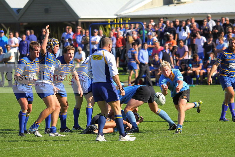Dunedin Club Rugby Final – Taieri v University A