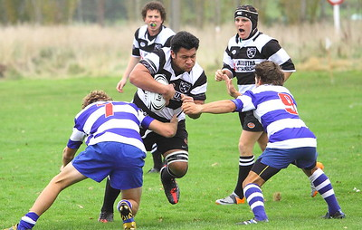 Southern Regional Competition - Crescent v Heriot